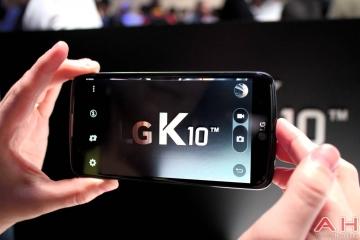 LG K10 LTE: обзор флагмана линейки «K»